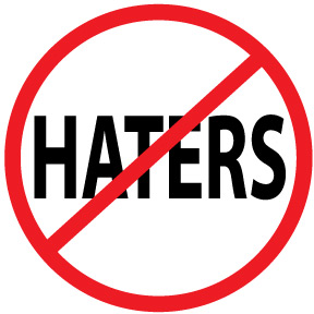 Say No To Haters